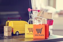 Online Shopping, Logistics, Su...