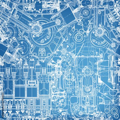 Tapety Industrialne  rysunek-silnika-wzor-tlo-wzor-moze-sluzyc-do-tapet-deseniem-wypelnienia-tla-strony-internetowej-tekstur-powierzchni-wektor-schematu