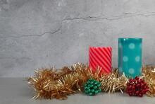 Aroma Scented Christmas Pillar...