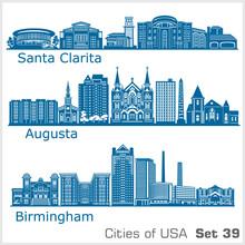 Cities Of USA - Birmingham, Sa...
