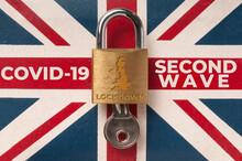 Covid-19 UK Lockdown Concept: ...
