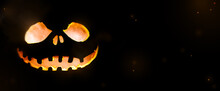 Glowing Pumpkin Halloween Conc...