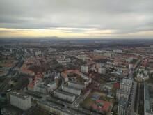 Widok Z Budynku ,,skytower'' N...