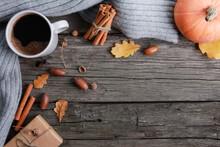 Black Coffee Mug, Yellow Oak L...