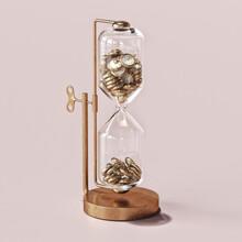 Hourglass Containing Miniature...