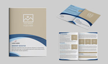 Corporate Bifold Brochure For ...