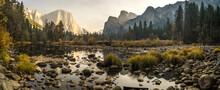 Early Morning At Yosemite Nati...