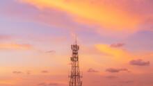 Telecommunication Mast TV Ante...
