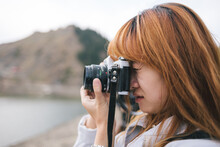 Young Lady Photographer
