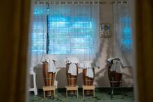 A Brazilian Religious Ritual Calls Umbanda Or Candomblé