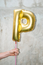P - Is For Party