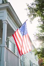 America Colonies Flag