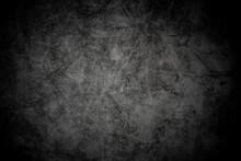 暗いコンクリートの背景素材
