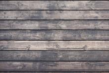 A Fragment Of A Wooden Floorin...