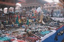 Curio Shop In Patan Durbar Squ...