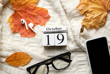 Nineteenth Day Of Autumn Month...