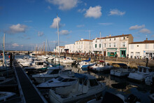 Port De Plaisance De La Flotte-en-Ré