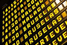Flights Information Panel