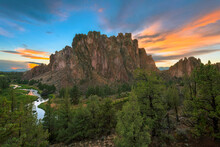 View Of Smith Rock