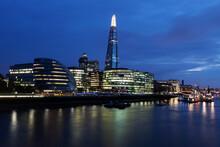 Shard London Bridge And Embank...