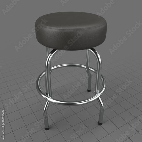 Fototapeta Modern bar stool obraz