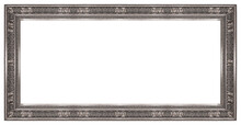 Panoramic Silver Frame For Pai...