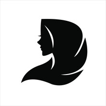Vector Silhouette Image Of Mus...