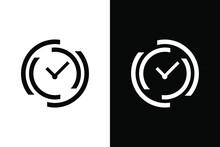 Clock Sign For Design Concept....