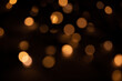 クリスマスイルミネーション背景