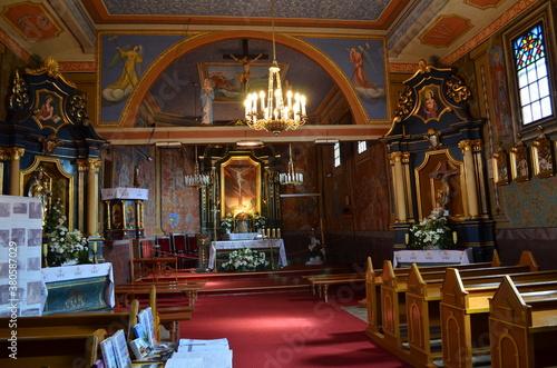 Fototapeta Kościół