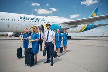 Members Of Aircrew With Travel...