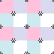 Cute Seamless Patchwork Quilt ...