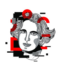 Crazy Red Style. Oscar Wilde.