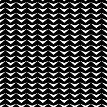 Zigzag Weaving Lines. Jagged Stripes. Herringbone Motif. Seamless Surface Pattern Design With Triangular Blocks Tessellation Ornament. Mosaic Parquet Wallpaper. Digital Paper, Page Fills, Vector Print