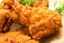 Tasty Deep Fried Chicken Piece...