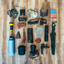 Camping Items And Essentials