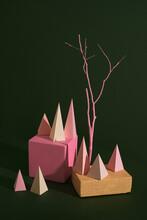 Christmas Handmade 3d Paper Cu...