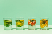 Refreshing Citrus Fruit Infuse...