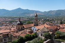 Venafro, Italian Town Of 11218...