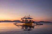 Filipino Banka Boat