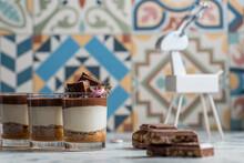 Yummy Vanilla And Chocolate De...