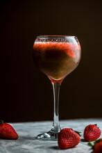 Refreshing Strawberry Alcohol ...