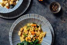 Delicious Thai Curry Coconut C...