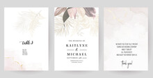 Luxurious Beige And Blush Trendy Vector Design Square Frames.