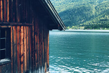 Wooden Hut On The Lake, Achens...