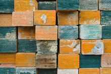 Timber Scaffolding Material