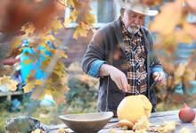 Autumn Traditions And Preparat...