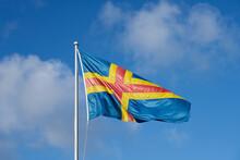 Flag Of Ålands, Finland Again...