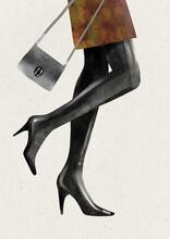 Fashion Illustration, Beautifu...