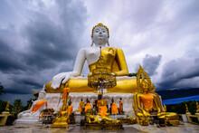 The Buddha Statue In Wat Phra ...